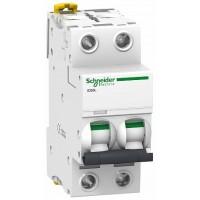 SE Acti 9 iC60L Автоматический выключатель 2P 1.6А (K)