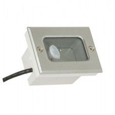 LL LED MINI Светильник встраиваемый в грунт, ассиметричный ,IP 65, 3000K