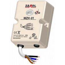 Zamel Реле сумеречное 16А встроенный датчик IP65 крепление на плату