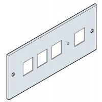 ABB AM2 Панель под 4 изм устр-ва 96x96 200x800мм ВхШ