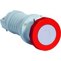 ABB C Розетка кабельная 4125C7W, 125А, 3P+N+E, IP67, 7ч
