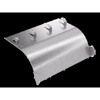 DKC Металлический ограничитель радиуса изгиба кабеля, L = 150 мм