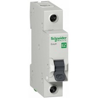 SE EASY 9 Автоматический выключатель 1P 6A (C)