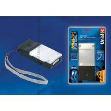 Uniel Стандарт «Faithful Multifunctional Assistant» Черный Фонарь LED пластиковый корпус,5+4