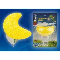 Uniel Светильник-ночник,  выключатель на корпусе,блистер