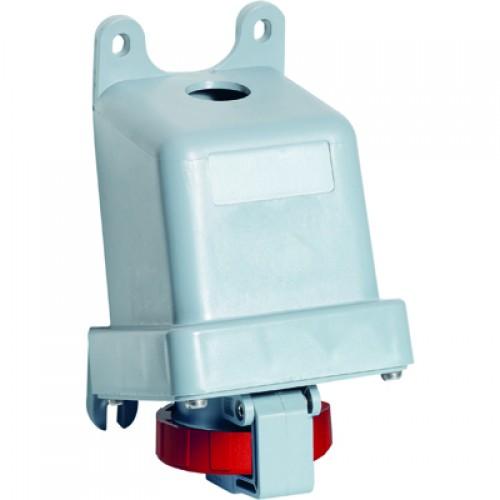 ABB RS Розетка для монтажа на поверхность 316RS10W, 16A, 3P+E, IP67, 10ч