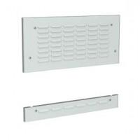 DKC Перфорированные накладные панели, высота верх=100мм низ=100мм для шкафовDAE/CQE Ш=400мм,1 упак-2шт.