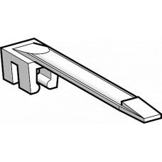 SE Кабельный держатель маркеровки типа AR1M*01, на кабель 1...1,5 мм2
