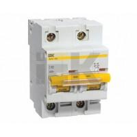 IEK Автоматический выключатель ВА 47-100 2Р 10А 10 кА х-ка С
