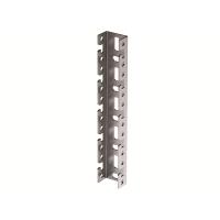 DKC Профиль BPF, для консолей быстрой фиксации BBF, L600, толщ.2,5 мм, цинк-ламельный