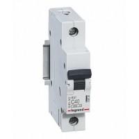 Legrand RX3 Автоматический выключатель 1P 40А (C) 4,5kA