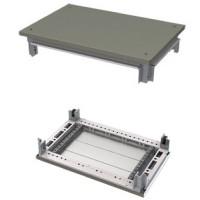 DKC Комплект, крыша и основание, для шкафов CQE, 1200 x 500мм