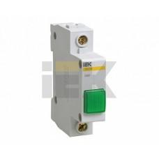 IEK Сигнальная лампа ЛС-47М (зеленая) (матрица)
