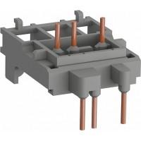 ABB Адаптер BEA26-4 для соединения с мотор-автоматами MS116 до 16А или MS132 до 10А, координация тип 2