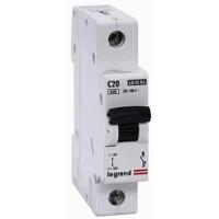 Legrand TX3 Автоматический выключатель 1P 16A (B) 6000/10kA
