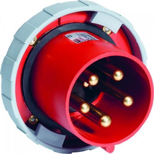ABB Вилка панельная прямая 125А, 3P+N+E, 380V, IP67