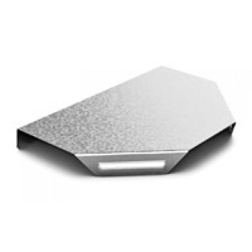 OSTEC Крышка к Угловому соединителю Т-образному к лотку 100