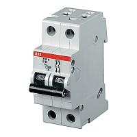 ABB Автомат.выкл-ль 2-полюсный S202P D13