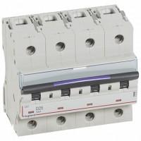 Legrand DX3 Автоматический выключатель 50кА 25А 4P D