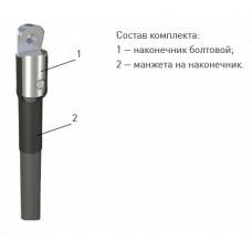 ЗЭТА Муфта 1 ПКВ(Н)Т-1 (16-25) с наконечником (комплект на 1 жилу)