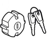 Legrand PRO 21 Ключ для защиты розеток