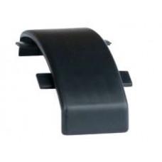 DKC In-Liner Front Соединение для напольного канала 75х17 мм GSP A, цвет чёрный