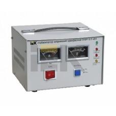 IEK Стабилизатор напряжения СНИ1-0,5 кВА однофазный