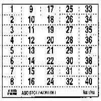 ABB Маркер к. 1-40 BS1/40