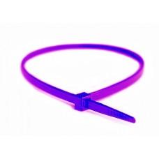 ABB Стяжка кабельная, стандартная, полиамид 6.6, пурпурная, TY100-18-7 (1000шт)
