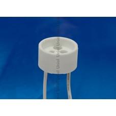Uniel Патрон керамический GU10