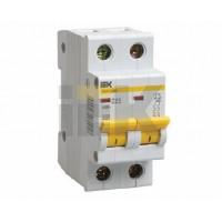 IEK Автоматический выключатель ВА47-29М 2P 2A 4,5кА х-ка D