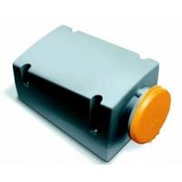 ABB RL Розетка для монтажа на поверхность с подключением шлейфа 316RL10, 16A, 3P+E, IP44, 10ч