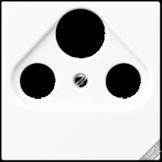 JUNG Слоновая кость Крышка для универсальной SAT-TV-розетки