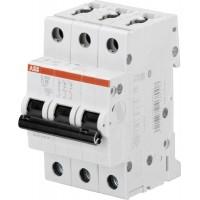 ABB S203M Автоматический выключатель 3P 8А (С) 10kA
