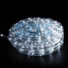 NEON-NIGHT Дюралайт LED, свечение с динамикой (3W), 24 LED/м, белый, 6м