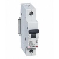 Legrand RX3 Автоматический выключатель 1P 6А (C) 4,5kA