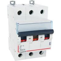 Legrand DX3-E Автоматический выключатель 3P 6А (С) 6000/6kA