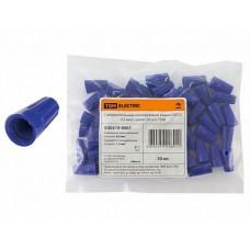 TDM Соединительный изолирующий зажим СИЗ-2 4,5 мм2 синий (100 шт)