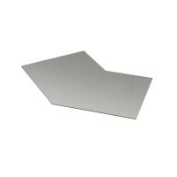 DKC Крышка на угол горизонтальный 45?, осн.600, R300, стеклопластик