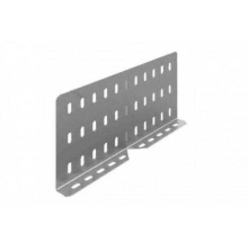 OSTEC Соединитель универсальный изменяемый для лотка УЛ высотой 150/200 мм (1 мм)