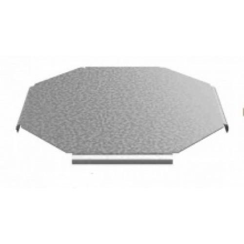 OSTEC Крышка к Угловому соединителю крестообразному к лотку УЛ 500