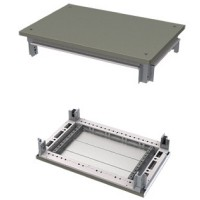 DKC Комплект, крыша и основание, для шкафов CQE, 600 x 400мм