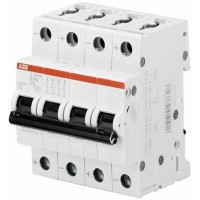 ABB S2M Автомат.выкл-ль 4-полюсной 204M C4UC