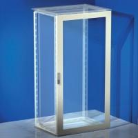 DKC Дверь с ударопрочным стеклом, для шкафов CQE 2200 x 800мм
