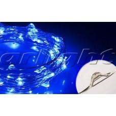 Arlight Светодиодная нить WR-5000-12V-Blue (1608, 100LED)