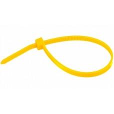 ABB Стяжка кабельная, стандартная, полиамид 6.6, желтая, TY100-18-4 (1000шт)