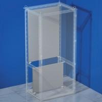 DKC Монтажная плата, частичная, высота 595мм, для шкафов CQE Ш=800мм