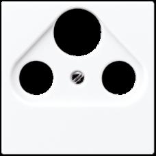 JUNG Белая Крышка для универсальной SAT-TV-розетки