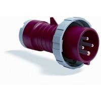 ABB Вилка кабельная 16А, 3P+E, 380V, IP67