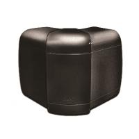 DKC Угол внешний 110х50 мм, измен. черный
